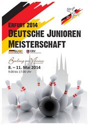Plakat DM Junioren 2014