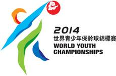 Logo World Youth Championships 2014