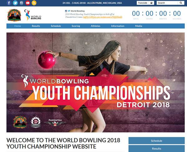 World Bowling Youth Championships 2018